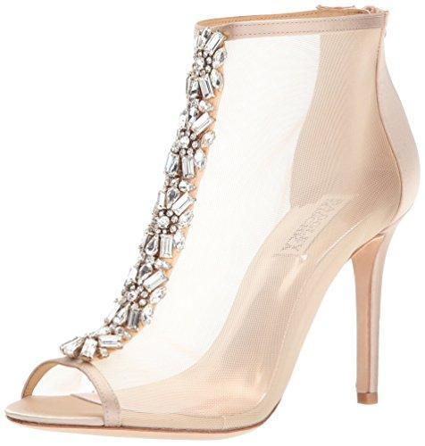 d627b0361221d1 Bride Savvy LLC -Your Bride Box Shoes Badgley Mischka Moss Ankle Boot
