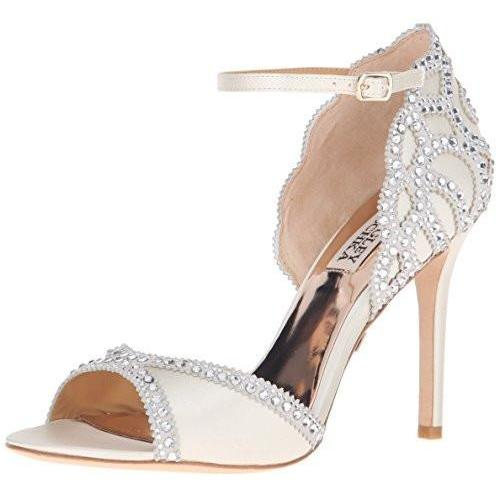 Bride Savvy LLC -Your Bride Box Shoes Badgley Mischka  Roxy Dress Sandal