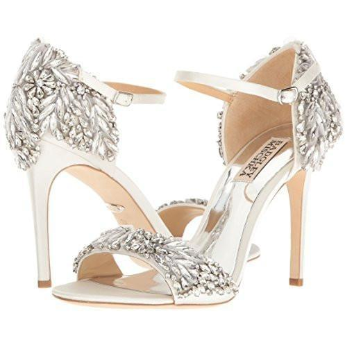 Bride Savvy LLC -Your Bride Box Shoes Badgley Mischka Tampa Dress Sandal