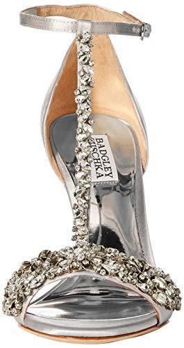 Bride Savvy LLC -Your Bride Box Shoes Badgley Mischka Veil II Heeled Sandal