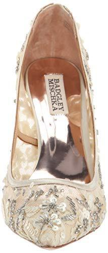 Bride Savvy LLC -Your Bride Box Shoes Badgley Mischka  Veronica Pump