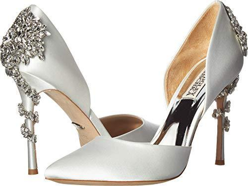 Bride Savvy LLC -Your Bride Box Shoes Badgley Mischka  Vogue