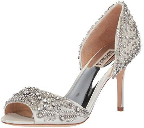 Bride Savvy LLC -Your Bride Box Shoes Badgley Mischka Women's Shaina Pump