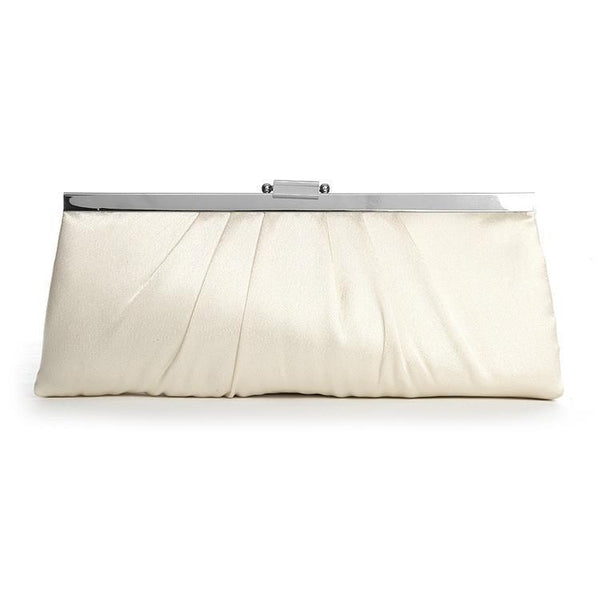 Marielle Purse Audrey Satin Framed Purse