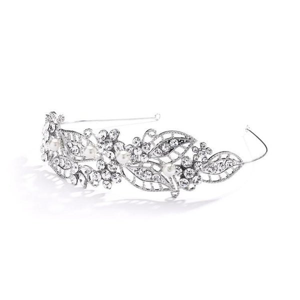 Tiara Antique Filigree Headband