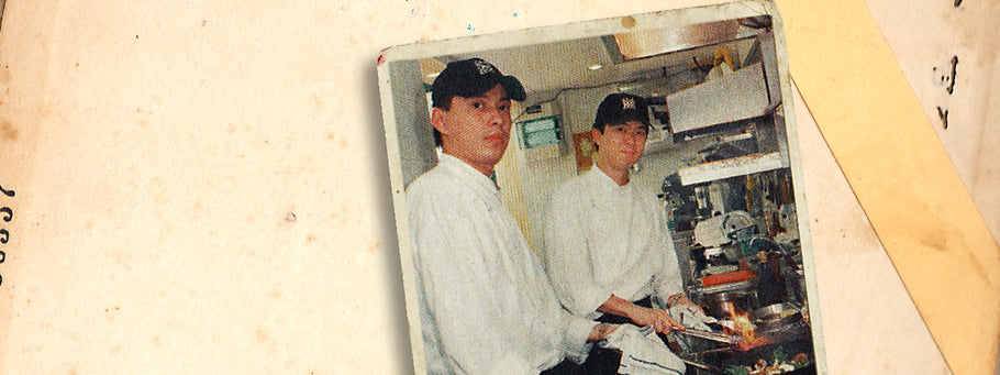 A Throwback Dinner By Legendary Chefs Anderson Ho & Jimmy Chok