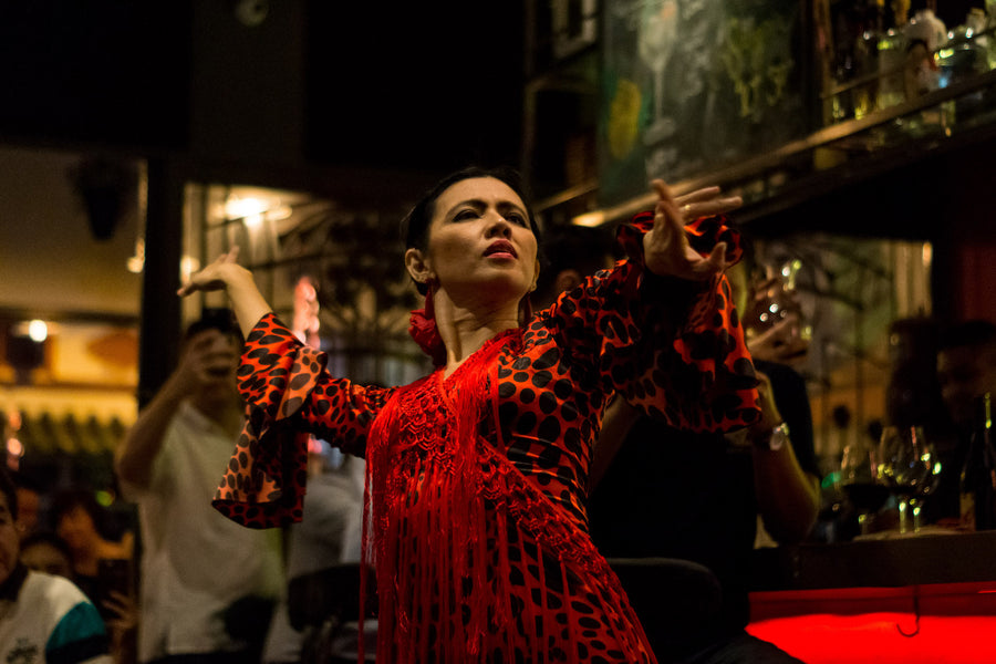 Our First Noches De Passion Party At El Tardeo (photo report)