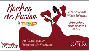 Noches De Passion With Ronda At El Tardeo!