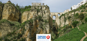Win A Fully Paid Wine Trip For 2 To Ronda!