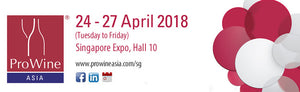 See us at ProWine Asia 2018