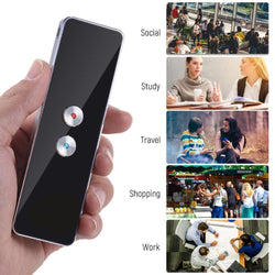 2-Way Instant 30+ Languages Voice Translator Device
