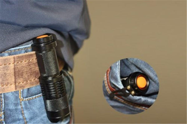 (Crazy Offer!) Mini LED Tactical Bright Flashlights
