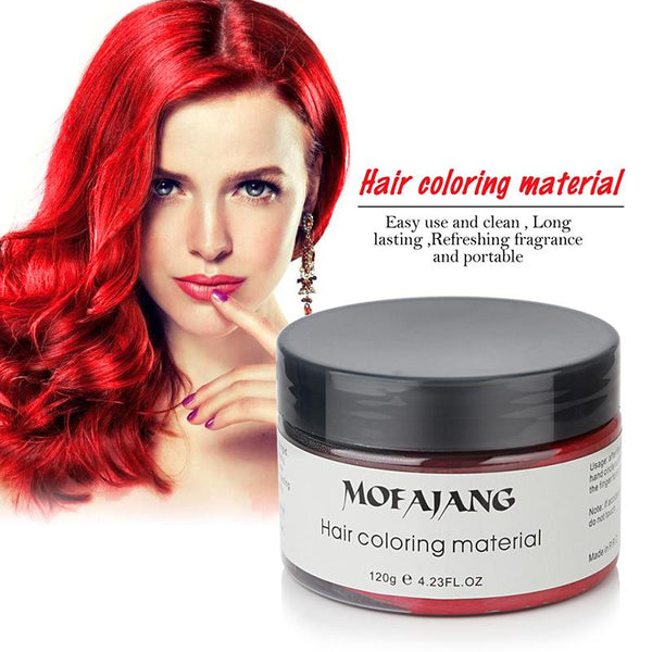 Crazy Offer Hot Daily Change Diy Hair Color Wax Dye Kemori