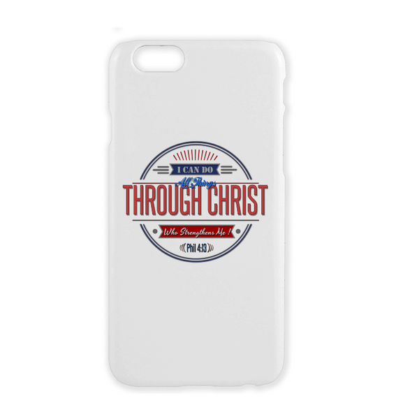 Limited Edition - I Can Do All Things Through Christ Series