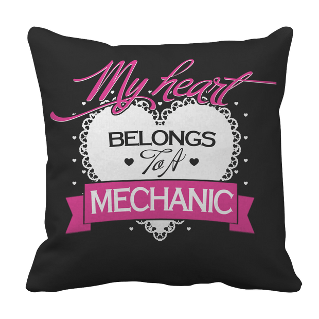 Limited Edition - My Heart Belongs to A Mechanic