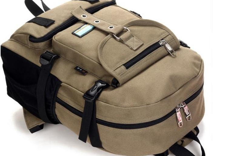 CRAZY 50% OFFERS! New Fashion Shoulder Strap Casual Backpack Bag (50% OFF + FREE SHIPPING)