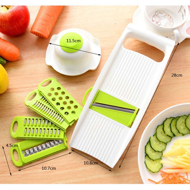 CRAZY OFFER! 7 in 1 Multi-Function Vegetable Fruit Slicers
