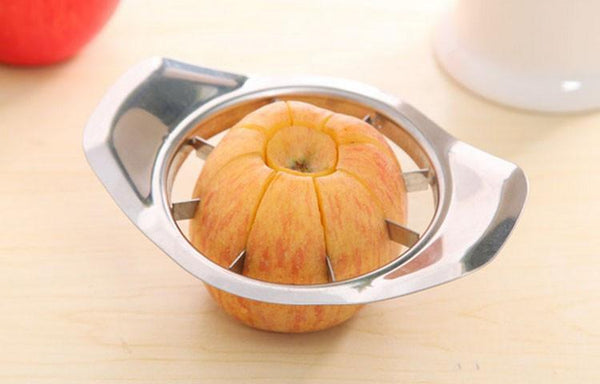 Awesome Stainless Steel Apple Fruit Vegetable Slicer
