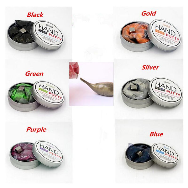 Amazing Fun Magnetic Putty