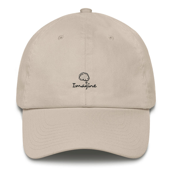 IC Clouds Cotton Cap - Imagine Clothier