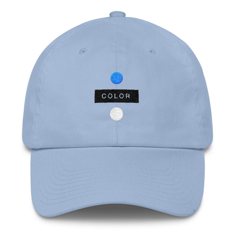 COLOR Edition Cotton Dad Cap