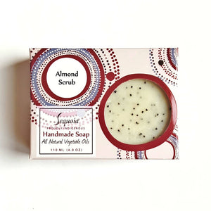 Almond Scrub Soap