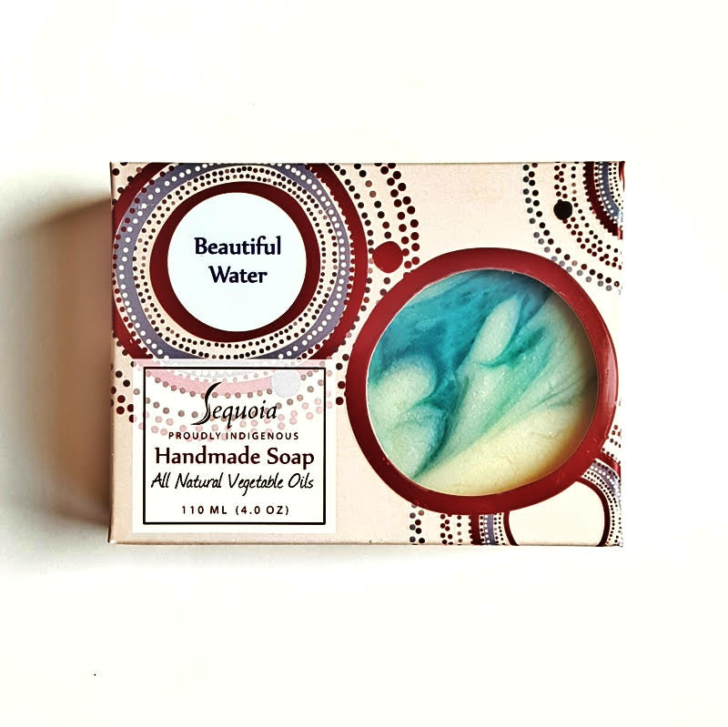 New! Beautiful Water Soap