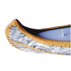 Large Blackberry Sage Canoe Candle / Incense Burner