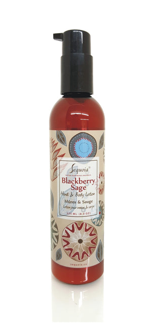 Blackberry Sage Lotion