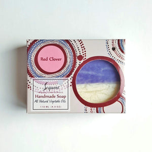 Red Clover Soap