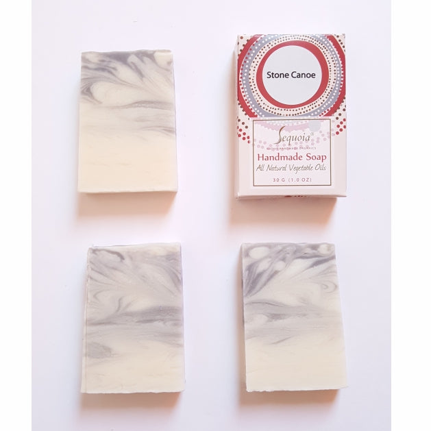 Sequoia Mini Soaps