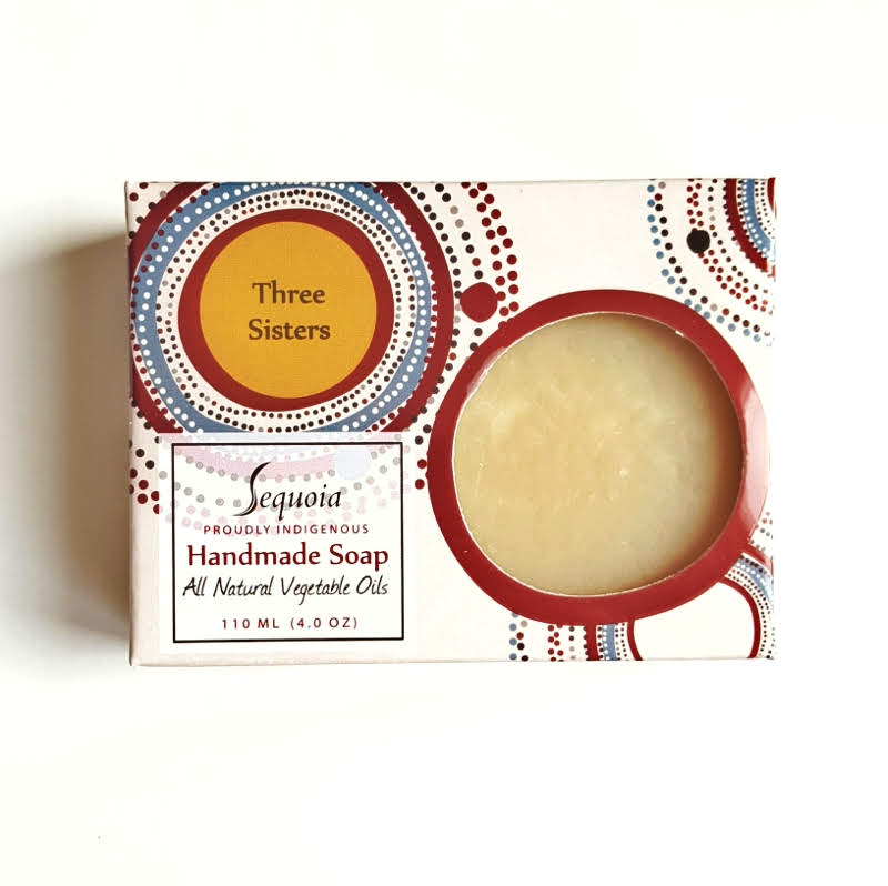 Seasonal! Three Sisters Soap