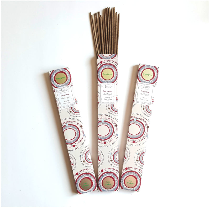 Warrior's Blood Incense