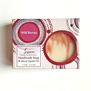 New! Wild Berries Soap