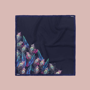 Hijab - Fancy Feathers 01