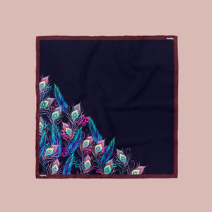 Hijab - Fancy Feathers 02