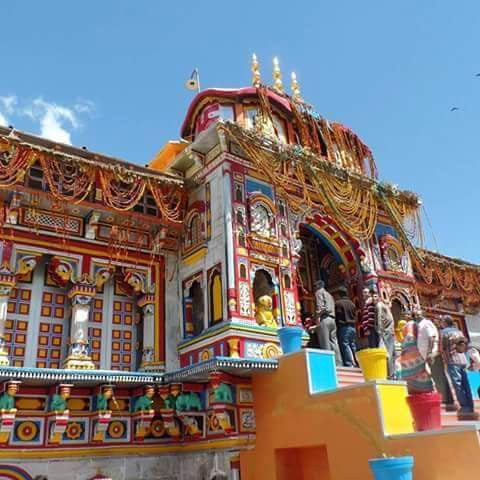 Door opening date of Shri Badrinath Temple shrine in 2017