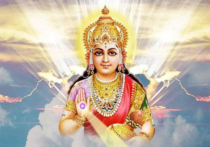 Jai Lakshmi mata - Goddess Lakshmi aarti in hindi