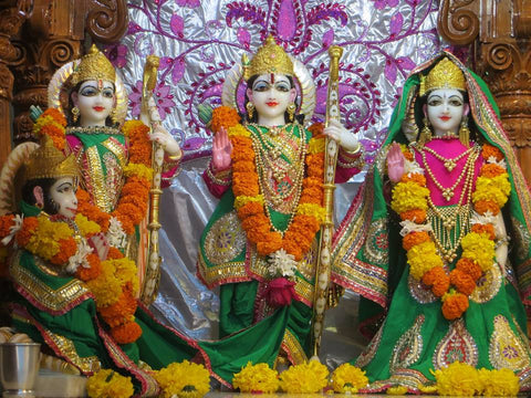 Sri Ram Navami festival - Information, Rituals and Celebration
