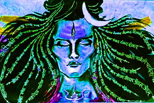 Shri Shiva tandav stotram lyrics in english