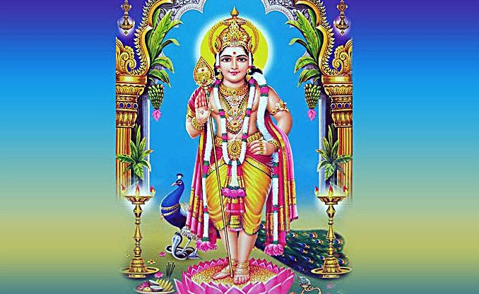 Shri Subramanya Ashtakam lyrics in english