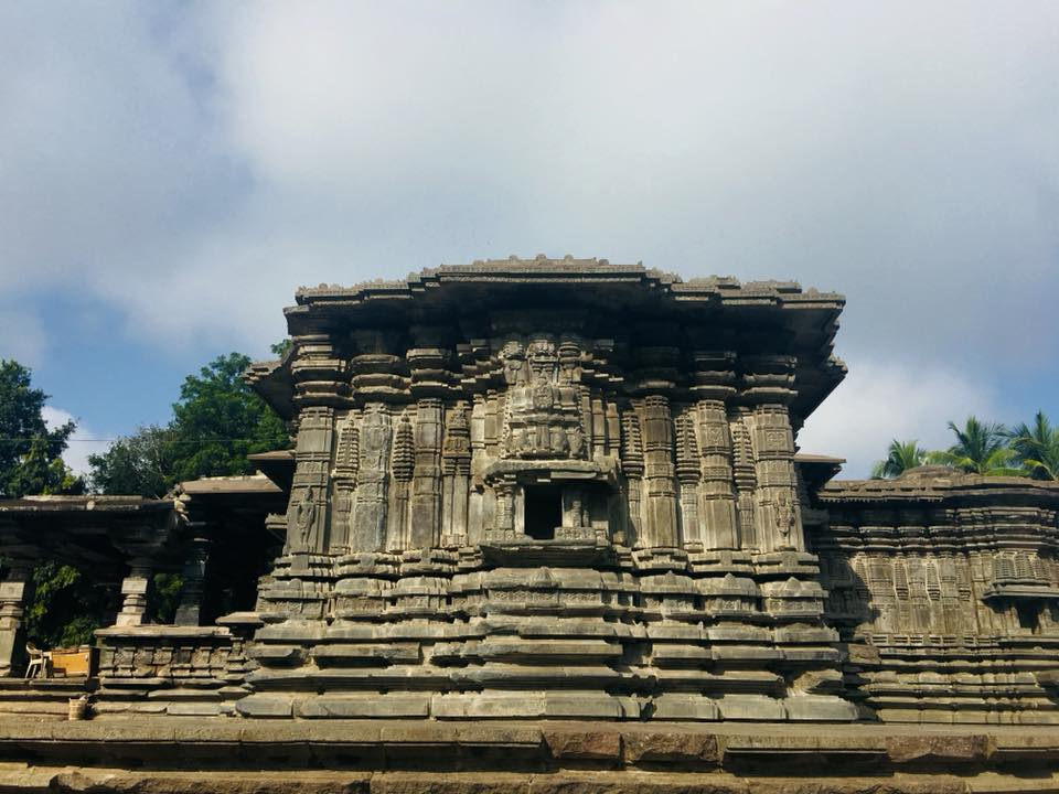 Thousand Pillar Temple in Hanumakonda, Telangana