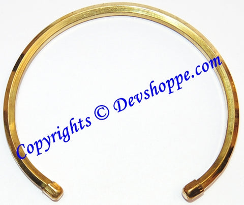 High quality brass kada - Devshoppe