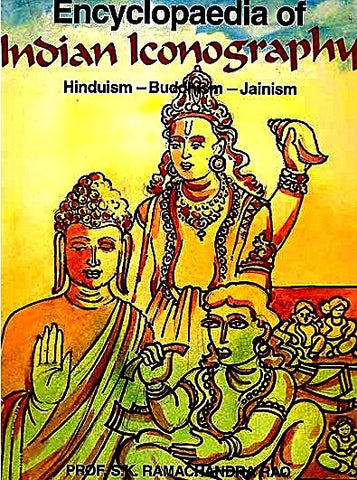 Encyclopaedia of Indian Iconography : Hinduism-Buddhism-Jainism - Devshoppe