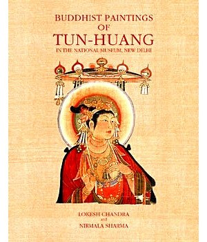 Buddhist Paintings of Tun-Huang in the National Museum, New Delhi - Devshoppe