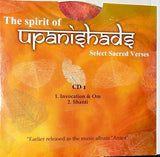 The Spirit Of Upanishads book with 2 free Cds - Devshoppe - 3