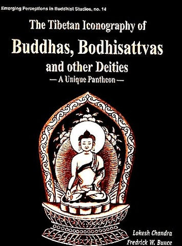 The Tibetan Iconography of Buddhas, Bodhisattvas, and Other Deities: A Unique Pantheon - Devshoppe