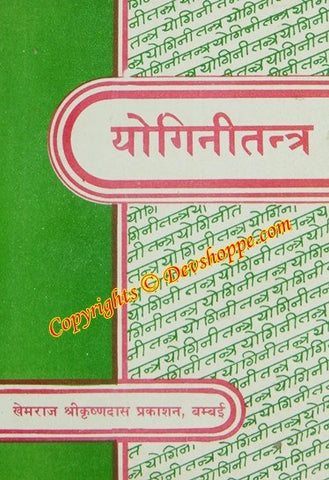 Yogini Tantra (Yoginitantra) - Sanskrit Text with Hindi Translation - Devshoppe