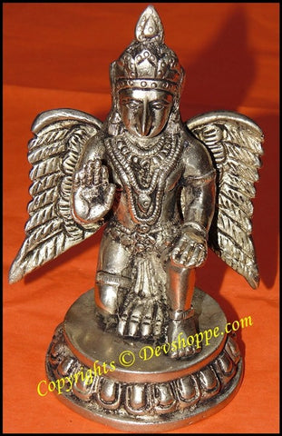 Garuda - The Holy Bird panchdhatu statue - Devshoppe