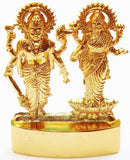 Set of ten small Vishnu Lakshmi idols for gifting purpose - Devshoppe